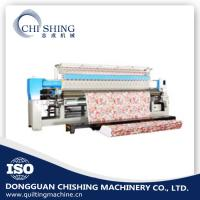 22 Head Computerized Embroidery Machine 76.2mm Needle Distance For Beddings Manufactures