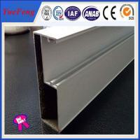 China OEM coating materials aluminum 6063,doors and windows factories in foshan china on sale