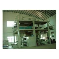 High Speed Non Woven Fabric Machine , Needle Punching Machine Reliable Process Adjustment Manufactures