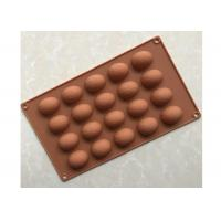 China BPA Free , Multi - Cacities , OEM / ODM , Silicone Chocolate Ball Mold on sale