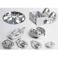 Low Volume Custom CNC Milling Fabrication Equipment Parts With ISO 9001 Certification Manufactures