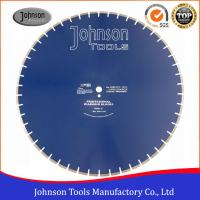 30 Concrete Cutting Saw Blade , Concrete Wall Cutting Saw For Fast Cutting Manufactures