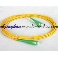 Buy cheap SC/APC Optical Fiber Patch CORD-3.0mm Corning Fiber-G.652.D from wholesalers