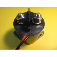 Sealed Small Light High Voltage DC Contactor used in AD or DC power supply switch Manufactures