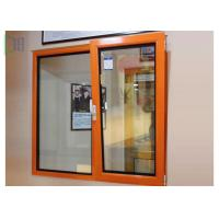 Commercial Double Glazed Tilt And Turn Windows Vertical / Horizontal Opening Manufactures