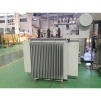 Low Loss 50KVA Shell Type Transformer , Single Phase Power Transformer Manufactures