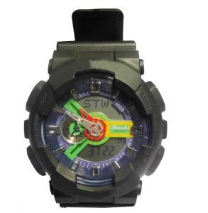 China Vogue Analog-digital Watch LCD Screen , Children Electronic Watch on sale