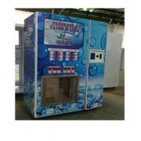 High Quality Stainless steel Ice Cube Vending Machine RO-300IW Manufactures