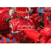 High Precision End Suction Fire Pump 115PSI 500usgpm For Fire Fighting Manufactures