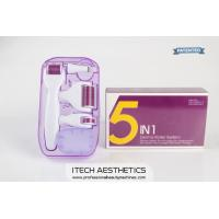 China 5 In 1 Dermaroller Fractional Needle Therapy System For Stretch Marks / Hair Loss on sale