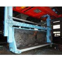 Sand / Cement AAC Block Cutting Machine Aerial Turnover Hanger Manufactures