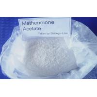 Methenolone Acetate Steroid Hormone Raw Powder Cutting Cycle Steroids Primobolan Manufactures