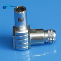 Lemo 00 S series connector FLA 00S right angle coaxial elbow male plug FLA.00.250 Manufactures