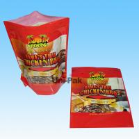 Eco-Friendly BPA Free  Pet Food reusable Zip Lock Packaging Bags Manufactures