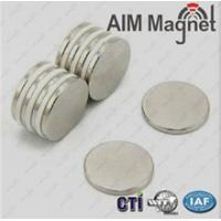 12 x 1mm neodymium iron boron magnets price Manufactures