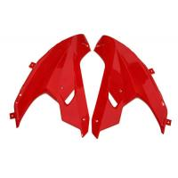 ABS Plastic Body Motorcycle Spare Part For Racing Bike Horizon250 Manufactures