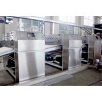 Food Industry Industrial Bakery Equipment For Baking Cupcakes Automated Manufactures