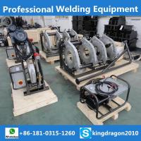 Plastic Pipe Butt Fusion Welding Machine Manufactures