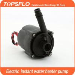 TOPSFLO dc water pump,mini water circulation pump,instant water heater pump TL-C06 Manufactures