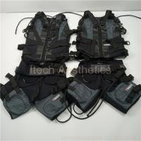Electric Muscle Stimulation Suit Fitness Machine EMS Massage Xbody Suit for Training Manufactures