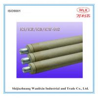 China supply B type disposable thermocouple with (round contact)  used for temeprature measurement in steel plants Manufactures