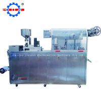 High Speed Pvc Blister Packaging Equipment , Blister Packing Machine Al Plastic Manufactures