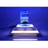 Acrylic PCBA Magnetic Floating Display , Levitating Tobacco Display DC 12V 2A Manufactures