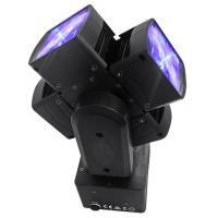 Quality 2017 Newest Unique Single Axis 4*10W Beam LED Moving Head Spot Light DMX Control X-104 for sale