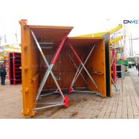 Economic  Tunnel Formwork System Modular Size / Specific Project Design Manufactures