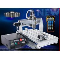 China USB four 4 axis 6040 2.2KW cnc router engraver engraving milling machine mach3 on sale
