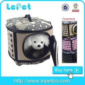China Comfort Travel travel dog bag soft pet cage/crate pet carrier, dog carrier, pet bag on sale