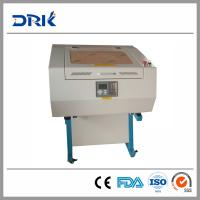 Quality China manufacture automatic laser engraving machine /500*300mm+40W laser tube +CE&FDA for sale