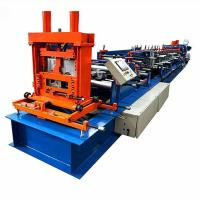 Automatic CZ interchange Steel Purlin Profile Roll Forming Machine Manufactures