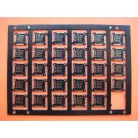 4 Layer Camera Module FR4 PCB Multilayer Circuit Board with Half Hole Plate 0.5Oz - 6.0 Oz Manufactures