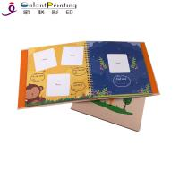China Hardcover Baby Memory Books Pregnancy And Baby Memory Book My First Five Year Photo Diary on sale