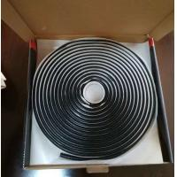China Waterproof Membrane Double Sided Butyl Rubber Adhesive Tape High Tack Good Elongation on sale