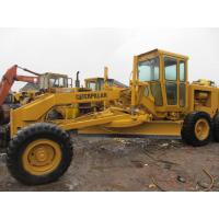 China 14g Used motor grader caterpillar american  CAT Motor Grader 14G on sale