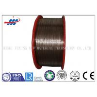 0.78mm Copper Plated Steel Wire Smooth Surface For Vehicles , CE ISO Listed Manufactures
