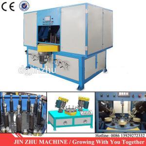 Durable Automated Polishing Equipment , Mirror Polishing Machine For Dis Casting Fittings