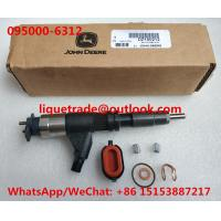 DENSO fuel injector 095000-6310 , 095000-6311 , 095000-6312 for JOHN DEERE 4045 RE530362, RE546784, RE531209 Manufactures