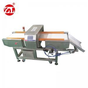 Pharmaceutical / Chemicals Metal Detector Machine With SUS 304 / SUS 201 Manufactures