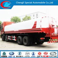 Quality DONGFENG 25CBM 8X4 gas storage cylinder for sale