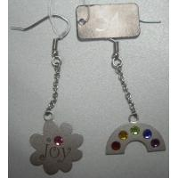 Wholesale stainless steel clip on earrings ER-1623 Manufactures
