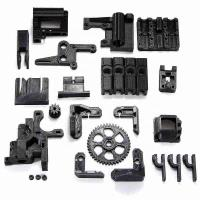 China Machinery Diy Plastic Injection Parts 500000 Shots Mold Life on sale