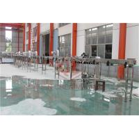 OEM Glass Bottle Filling And Capping Machine / Small Scale Juice Bottling Equipment Manufactures