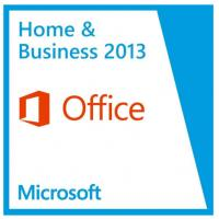 China 1 User Microsoft Office 2013 Home And Business License Key Digital Download on sale