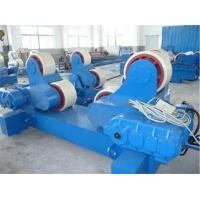 Drive Wheels 20 Tons Self-aligned Welding Rotator with Two Synchronization Motors Manufactures
