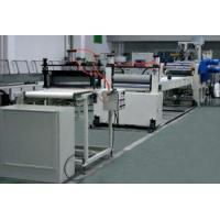 PE, ABS, PS, PMMA Sheet/ Plate Extrusion Line (SJP) Manufactures