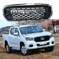 Abs Plastic Chrome Plated Edge Front Grill Mesh For Ldv Maxus T60 2005-2009 Manufactures