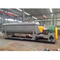 380V Vacuum Paddle Sludge Dryer Industrial Drying Machine Energy Saving Manufactures